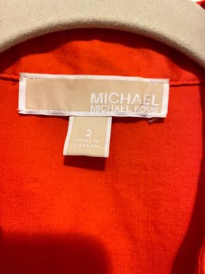 Micheal Kors Shirt. Size 2 but fits more like a 6 for Sale in Harlingen, TX