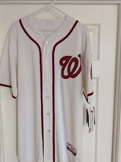 Washington Nationals Baseball Jersey Size 48 for Sale in Silver Spring,  MD