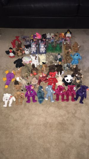 TY Beanie Babies for Sale in Norcross, GA