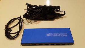 Docking Station for HP EliteBooks ProBooks G4 USB-C Dock with AC Adapter L13898-002 for Sale in Plainview, NY