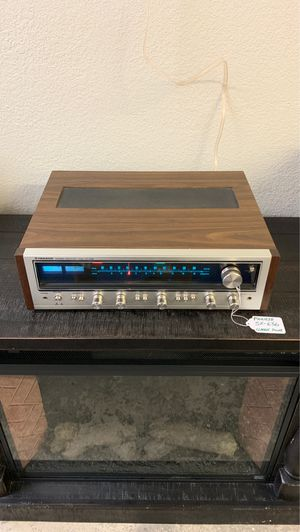Pioneer stereo receiver SX-636 excellent condition for Sale in Phoenix, AZ