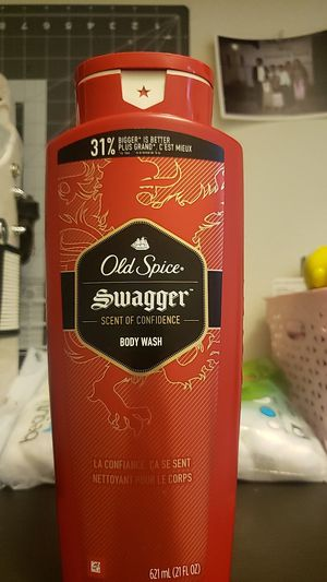Old spice body wash for Sale in Riverside, CA
