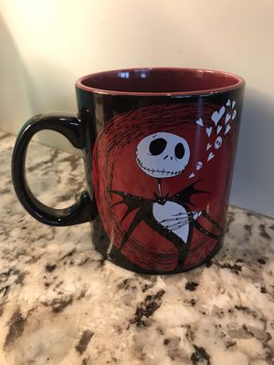 Nightmare before Christmas mug for Sale in Vancouver, WA