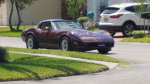 Chevy Corvette for Sale in NEW PRT RCHY, FL
