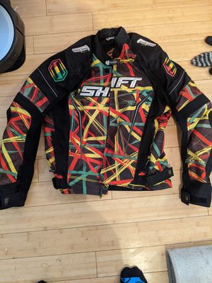 XL Shift Armor Motorcycle Jacket for Sale in Boulder, CO