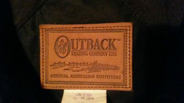 Outback Oil Skin Coat