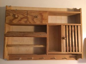 Shelf for Kitchen or Hallway! Scroll down to see info for Sale in Beaver Falls, PA