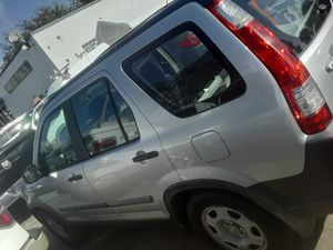2006 Honda CRV absolutely gorgeous no mechanical issues low miles all power one owner clean title for Sale in West Palm Beach, FL