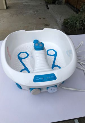 Heated Massaging Foot Bath for Sale in Russells Point, OH