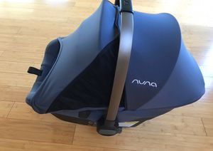 NUNA PIPA LITE LX infant car seat—like new for Sale in San Diego, CA
