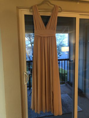 Lulus blush dress for Sale in Fife, WA