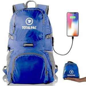 New Unisex Small Travel/Hiking Gear Daypack Backpack (blue or gray available) for Sale in Spring, TX
