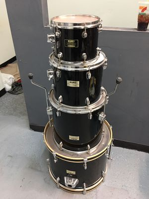 Mapex Venus 4 pc she'll pack with mounts for Sale in Oakland Park, FL