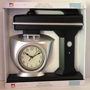 🙋♀️ Kitchen Mixer Clock for Sale in Hollywood, FL