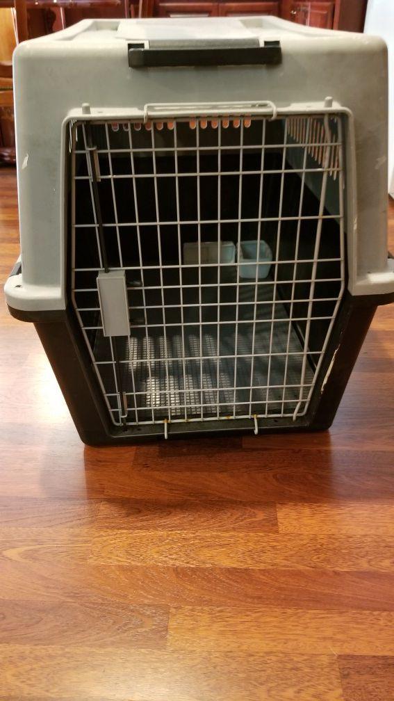 Large Pet Travel Kennel