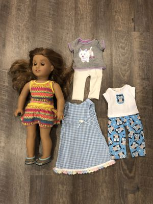 American Girl Doll Lea Clark for Sale in LUTHVLE TIMON, MD