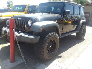 Jeep WRANGLER {contact info removed} for Sale in Phoenix, AZ