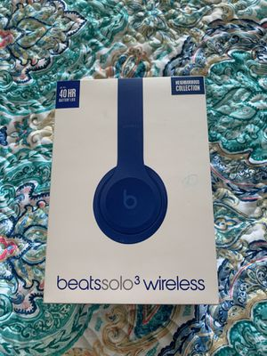 Wireless beats solo 3 for Sale in Cleveland, OH