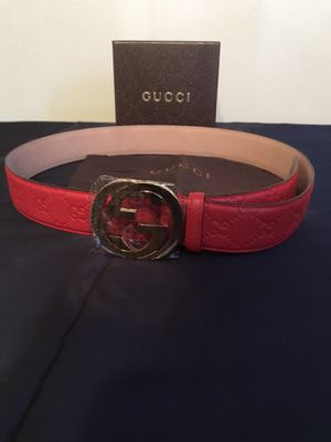 Gucci belt size 32-34 for Sale in Staten Island, NY