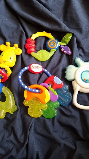 4 teethers for Sale in OH, US