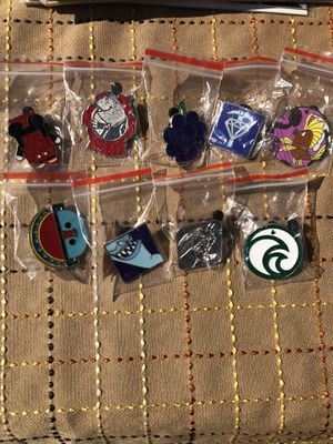 Hidden Mickey Trading Pins! Qty of 10! for Sale in Clovis, CA