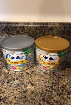 Free New Similac Baby Formula for Sale in Duncan, SC