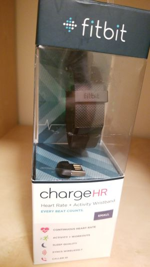 Fitbit charge HR Small for Sale in Chicago, IL