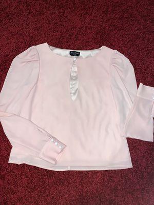 Light pink dress shirt for Sale in Visalia, CA