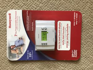 Thermostat for home - Honeywell for Sale in Oak Ridge, NC