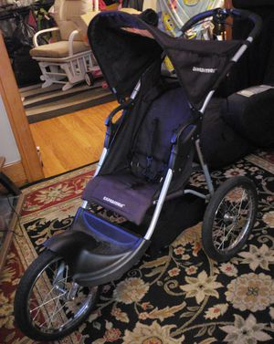 Baby Trend Expedition Jogger Stroller (This stroller style doesn't come with child tray) for Sale in Detroit, MI