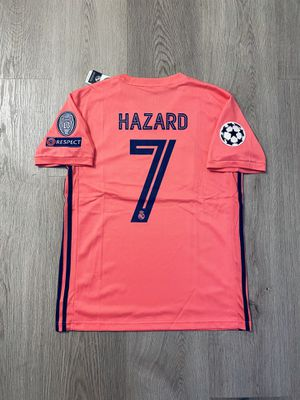 Eden Hazard #7 Real Madrid away soccer jersey 20/21 (ALL SIZE AVAILABLE ) for Sale in Pinecrest, FL