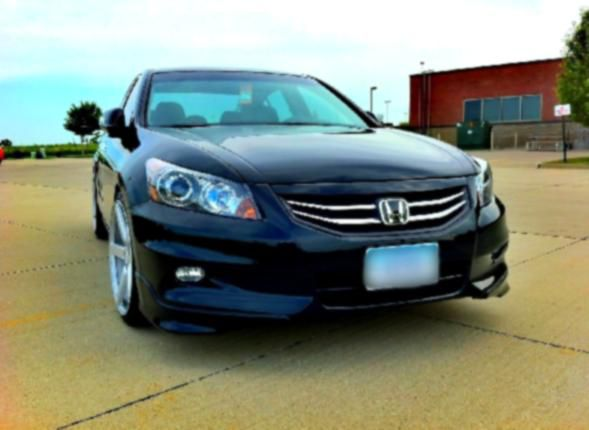 2009 Accord 4 wheel Disc Ceramic Brakes with ABS