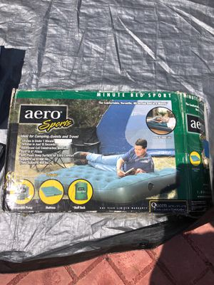Queen air mattress for Sale in Miami, FL