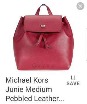 MK purse/backpack for Sale in Hayward, CA