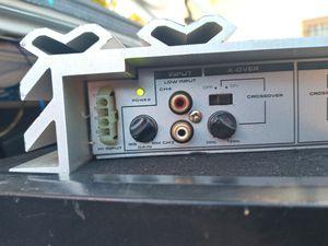 Power acoustic 4 channel amplifier 800 watts for Sale in San Diego, CA