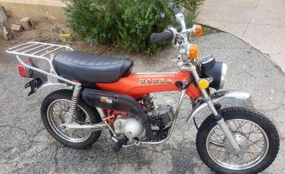 1973 Honda ST 90 Trail for Sale in Pasadena,  CA