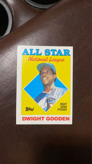 All star National League Dwight Gooden for Sale in Hialeah, FL