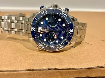 Omega Seamaster 300m Chronograph 2021 Box And Papers new for Sale in South Jordan,  UT