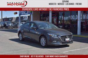 2017 Mazda Mazda3 4-Door for Sale in Los Banos, CA