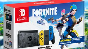 New Nintendo Switch Fortnite Wildcat bundle for Sale in Herndon, VA