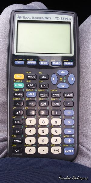 Texas INSTRUMENTS ti 83plus for Sale in Springfield, MA