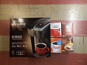 Keurig Commercial K-1500 Brand New for Sale in Hyattsville, MD