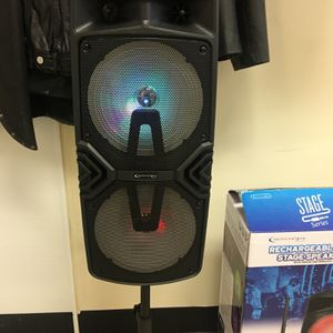 Technical Pro Bluetooth Speaker With Microphone NEW!! for Sale in Wilmington, DE
