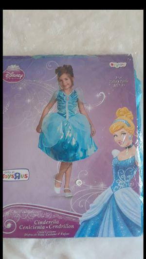 Cinderella costume dress for Sale in San Jose, CA