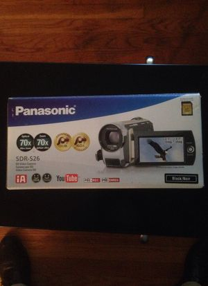 Pasnasonic SDR-S26 never used still in box for Sale in Silver Spring, MD