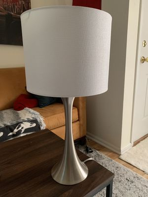 Silver Lamp for Sale in Arvada, CO