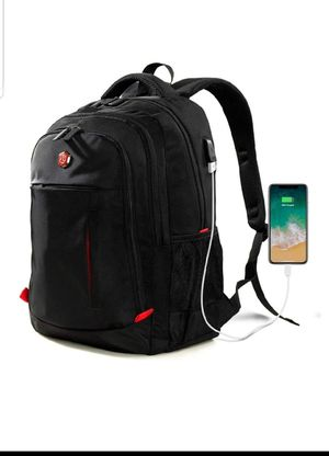 Laptop Backpack with USB for Sale in Barstow, CA