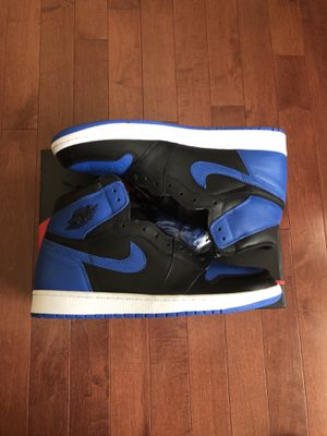 "Air Jordan 1 ""Royal"" 2017 DS Size 12 for Sale in Dallas, TX"