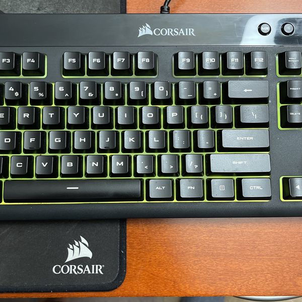 Corsair Gaming RGB Keyboard