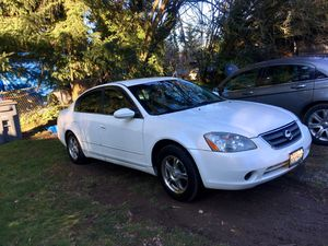 2004 Nissan Altima for Sale in Seattle, WA